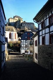 Burg Blankenheim mit Bastionshaus
